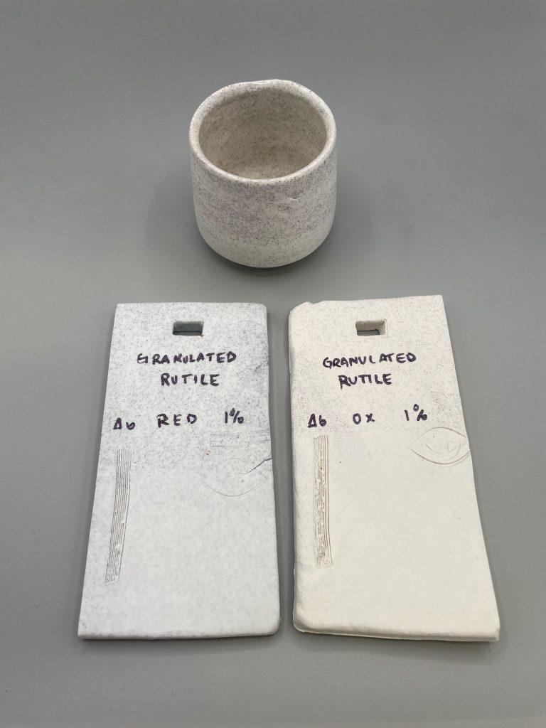 1% Granulated Rutile