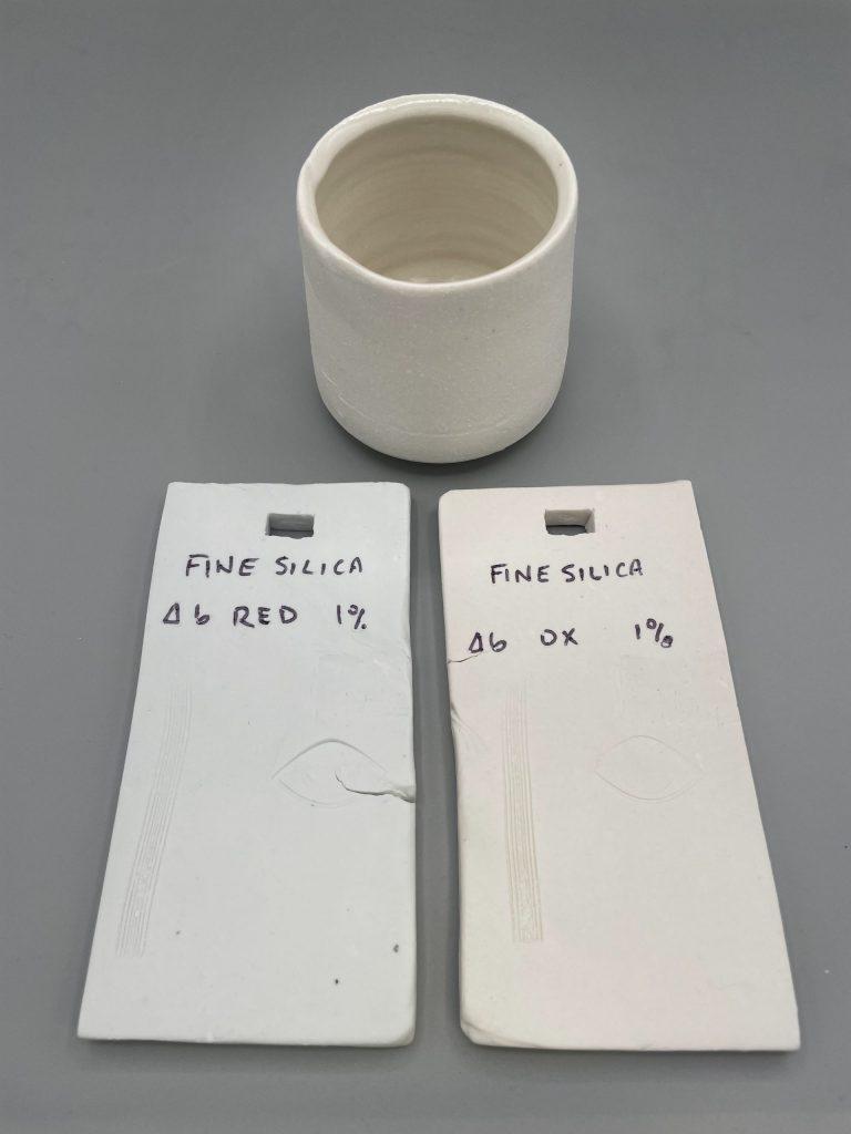 1% Fine Silica Sand